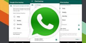 whatsapp sohbetlerini güncellemeden sonra kaybeder miyim?