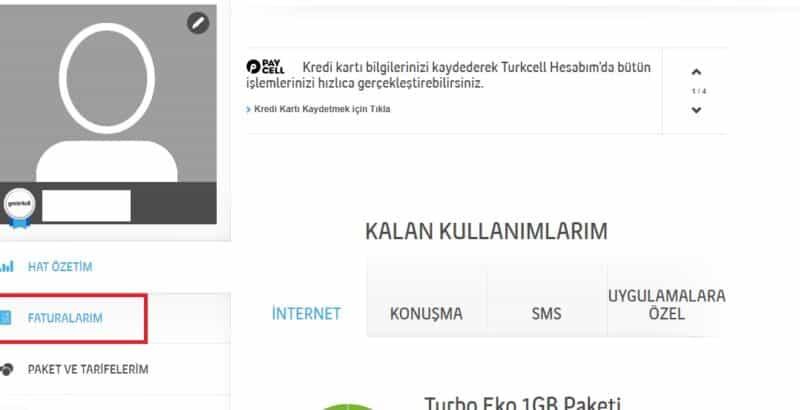 Turkcell görüşme dökümü nasıl alınır ve çıkartılır? - MaxiCep