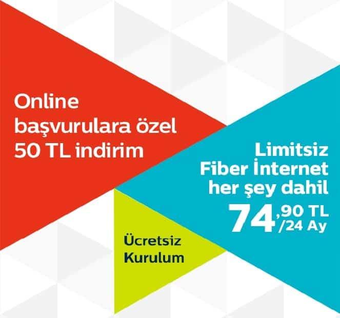 turk telekom ev interneti kurulum