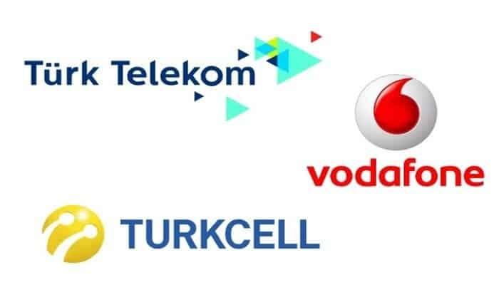 vodafone turkcell turk telekom taahhut sorgulama nereden yapilir